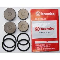 Repair kit brake caliper Brembo P4 30/34