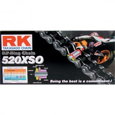 Chain RK 520XSO-118L RX-Ring