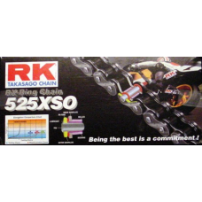 Chain RK 525XSO-118L RX-Ring