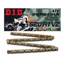 Chain DID 520 ATV2-98L X-ring