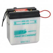 Battery 6N6-1D-2  6 Ah