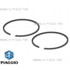 Piston ring Piaggio 50cc 2T 40mm