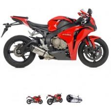 Exhaust Honda CBR1000RR 08-12