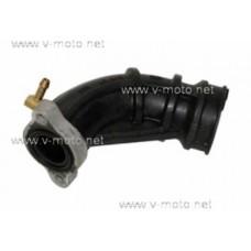 Inlet pipe Piaggio 50cc 4T 4V
