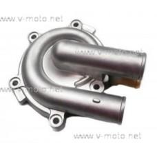 Cover water pump Piaggio 400-500cc