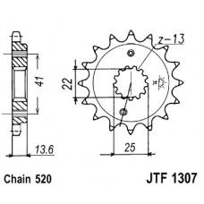 JTF1307