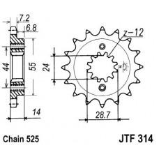 JTF314-16z