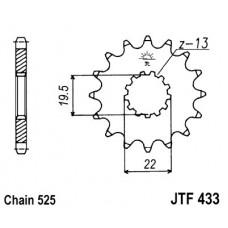 JTF433-14z