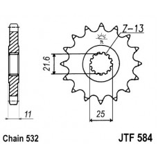 JTF584-16z