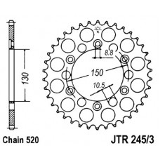 JTR245/3