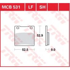 MCB531SH