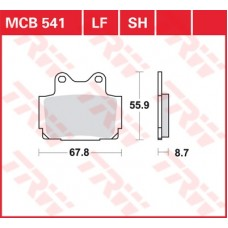 MCB541SH