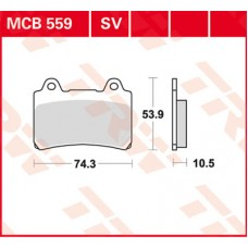 MCB559SV