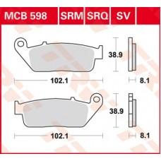 MCB598SV