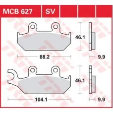 MCB627SV