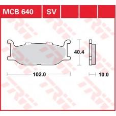 MCB640SV