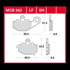 MCB662SH