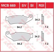 MCB669RSI