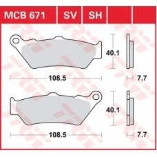 MCB671SV