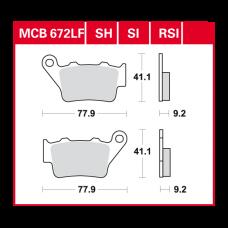 MCB672SH
