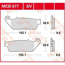 MCB677SV