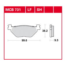 MCB731SH