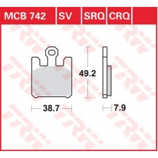 MCB742SRQ