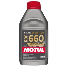 Brake fluid MOTUL RBF 660 Factory Line