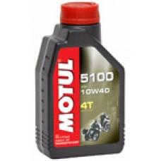 Oil Motul 5100 4T 10W-40