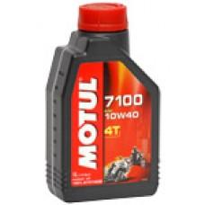 Oil Motul 7100 4T 10W-40