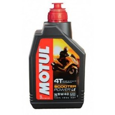 Oil Motul Scooter Power 4Т 5W-40