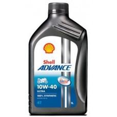 Oil Shell Advance 4T Ultra 10W-40