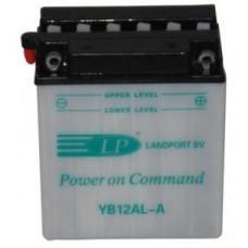 Battery YB12AL-A 12Ah