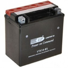 Battery YTX14-BS  12 Ah