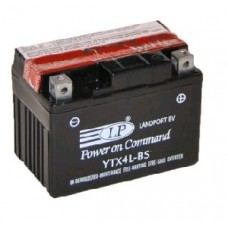 Battery YTX4L-BS  3 Ah