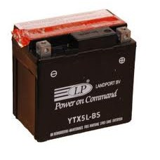 Battery YTX5L-BS  4 Ah