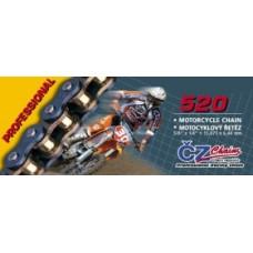 """Chain CZ 520 """"H"""" 120 links"""