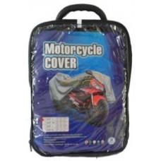 Cover moto rain stop