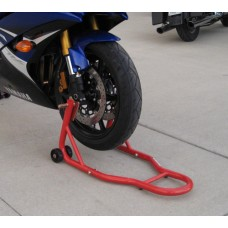 Front paddock stand