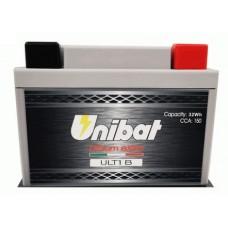 Battery Unibat ULT1B 12.0V 2.5Ah 150CCA LiFePo4