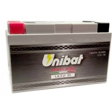 Battery Unibat ULT2B 12.0V 3.3Ah 200CCA LiFePo4