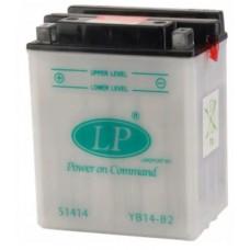 Battery YB14-B2 14Ah